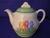 Clarice Cliff Spring Crocus Teapot