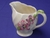 Clarice Cliff Floral Fluted Jug