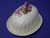 Clarice Cliff Floral Fluted Cheesekeep