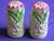 Carlton Ware Green Poppy Salt & Pepper Shakers (Large)