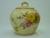 Royal Worcester Floral Lidded Pot (Large)