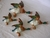 Beswick Mallard Duck Wall Plaques (596 - Set of 4)