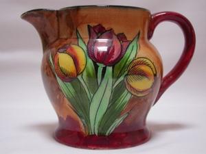 H & K Tunstall Tuliptime Jug (Large)