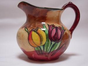 H & K Tunstall Tuliptime Jug (Medium)