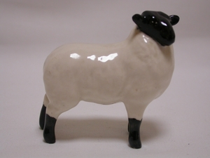 Beswick Black-Faced Lamb (1828)